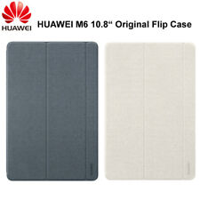 """Original HUAWEI MediaPad M6 10.8""""/8.4"""" Tablet Leather Flip Cover Magnetic Stand"""
