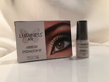 New Luminess Air Stream Airbrush Makeup Eyeshadow ES01 Arctic Silver Free Ship