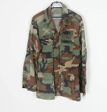 "US NAVY Shirt Jacket Medium Long Camouflage Camo Military 38"" 40"" 42"" (9CL) BEST"