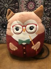 """Squishmallows-Jaydelle the Owl-8""""-NWT"""