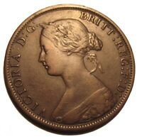 Old Canadian COINS 1861 NOVA SCOTIA CANADA ONE CENT BEAUTY