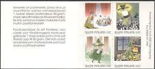 Finlandia 2000 Moomins/Moomin Libros/Historieta/Dibujos Animados/animación 4v Gamma n34600