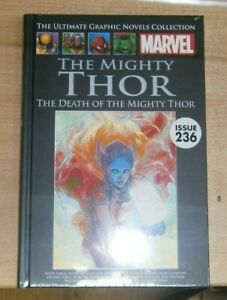 Marvel Comics Ultimate Graphic Novel Collection #236 The Mighty Thor