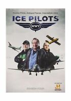 Ice Pilots NWT- Season Four - 3 DVD Set