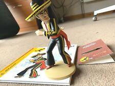 Tintin Figurines Officielle # 10 Alcazar as Ramon Herge model Moulinsart Figure