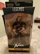 Marvel Legends Series 6 inch Old Man Logan/Wolverine, warlock baf new in package
