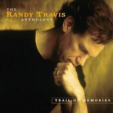 RANDY TRAVIS - Trail Of Memories: Randy Travis Anthology - 2 CD - SEALED/NEW