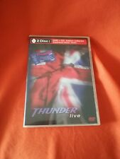 THUNDER - Live - CD + DVD Collectors Edition