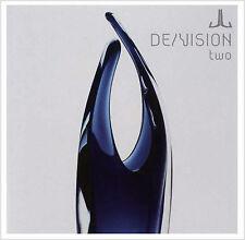 """De/Vision """"two"""" CD NEU Album 2001"""