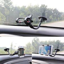 Flexible Gooseneck Car Auto Windshield Holder For Samsung HTC iPhone Mount US