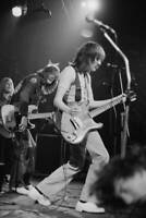 OLD MUSIC PHOTO English Singer And Guitarist Steve Marriott Performing 2