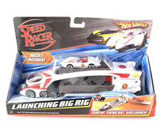 Hot Wheels Speed Racer Launching Big Rig TOY