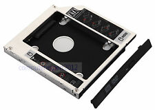 SATA to SATA 2nd Hard Drive HDD SSD Caddy for ASUS K55A A55V A55VJ UJ8C0 DVD ODD