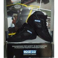 SPARCO RACING RALLY RACE BOOTS X-LIGHT MID 45 SCHUHE FIA 8856-2000 SCHWARZ