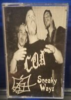 C.O.A. - Sneaky Wayz Cassette Tape House of Krazees / Twiztid Diss rare HOK ROC
