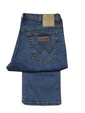 Wrangler Herren-Jeans mit hoher Bundhöhe