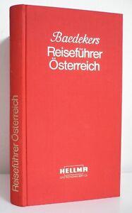 """BAEDEKERS ALLIANZ REISEFÜHRER ÖSTERREICH 2. AUFLAGE 1983/84 """"NEUWERTIG"""""""