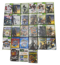 XBOX 360 PS4 PLAYSTATION 2 Wii PC/MAC VIDEOGAMES WITH BOX - MAKE YOUR CHOICE