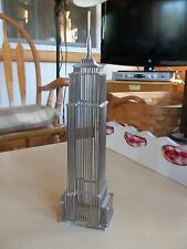 "Doodles Architectural Empire State Building NYC Wire Frame 13 1/4"" Tall Replica"