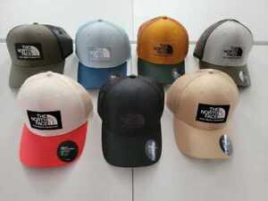 North Face Deep Fit Mudder Trucker Snapback Hat Cap NWT!! 2021