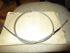 Yamaha DT2 RT2MX brake cable new 322 26341 00