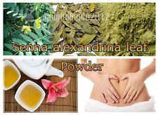 1000g / 2.2 Lbs Senna Alexandrina Leaf Powder Colon Detox Laxative Slim Shape