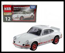 TOMICA PREMIUM 12 PORSCHE 911 CARRERA RS 2.7 1/61 TOMY DIECAST CAR