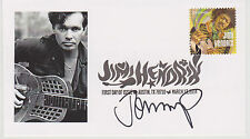 SIGNED JOHN MELLENCAMP FDC AUTOGRAPHED FIRST DAY COVER