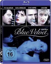 Blu-ray BLUE VELVET v. David Lynch, Kyle MacLachlan, Isabella Rossellini ++NEU