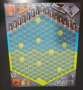 Battleship Tactical Combat Game Replacement Pieces - All Years - You Choose