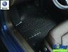 VW Passat 3C 36 B6 B7 R36 CC Original Gummi Matten Fußmatten vorn + hinten