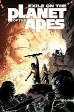 Exile on the Planet of the Apes by Corinna Sara Bechko, Gabriel Hardman  New