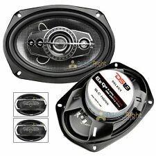 2 Ds18 6x9 5-way Speakers 520 Watts Max Coaxial Speakers Pair Pack Slc-N69X