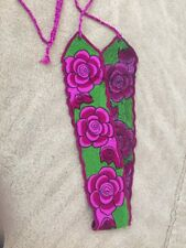 Mexican Handmade Embroided Belts Corset Cinturon Sash