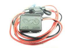 Direct Hard Wire Power Adapter For Valentine One V1 Radar Laser Detector Oem