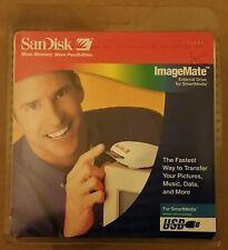 SanDisk ImageMate External Reader USB for SmartMedia NEW