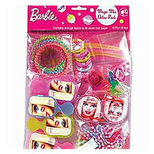 Party  Supplies Birthday Barbie Bulk Favor Pack of 42