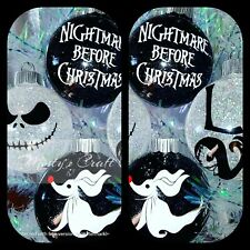 Nightmare before christmas ornament 2 sets
