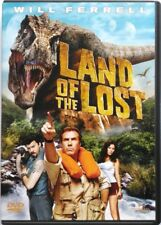 Dvd Land of the lost con Will Ferrell 2009 Usato