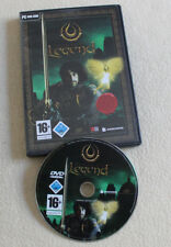 Legend: hand of God (PC-DVD-ROM, 2007, DVD-box)