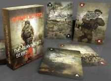 Conflicted: The Survival Card Game - DECK #4 - THE SURVIVALIST SERIES-Free Ship!