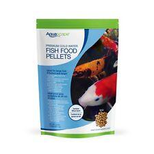 Aquascape #98872 Premium Cold Water Koi Fish Food Large Pellets 4.4 Lbs. (2Kg)