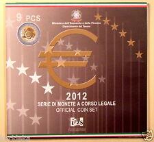 Offizieller KMS ITALIEN 2012 - ST- BU - m. GM  --> NEU + SEHR  RAR!!