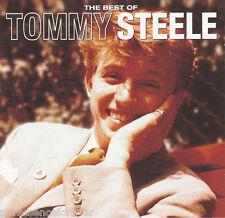 TOMMY STEELE - The Best Of Tommy Steele 1956-1963 (UK 20 Tk CD Album)