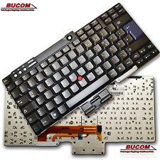 para IBM Lenovo ThinkPad T60 T61 R60 R61 T400 T500 W500 DE TECLADO 42t3250