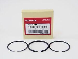 Honda CL90 CM91 CT90 S90 SL90 ST90 Piston Rings Oversize 0.50 New