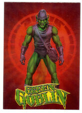 2009 SPIDER-MAN ARCHIVES #R3 GREEN GOBLIN ROGUES GALLERY