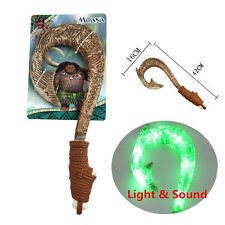 Maui Light-Up  Fish Hook  Disney's Moana Toys for Boys  kids birthday Gifts New