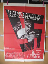 A3395 La caída de los dioses Luchino Visconti Dirk Bogarde, Ingrid Thulin, Helmu