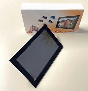 A10 10,1 Zoll WiFi Digitaler Fotorahmen HD IPS-Display LCD-Bildschirm